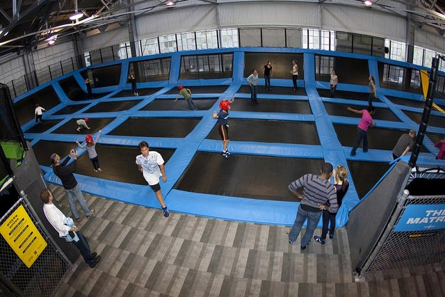 Safe Hands Insurance specialises in play centre insurance and trampoline park insurance.