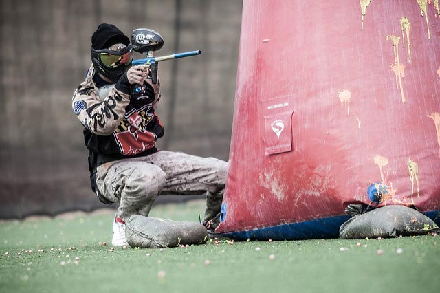 Safe Hands can help you with your paintball insurance needs.