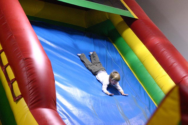 Safehands Insurance specialises in jumping castle insurance and party equipment hire insurance