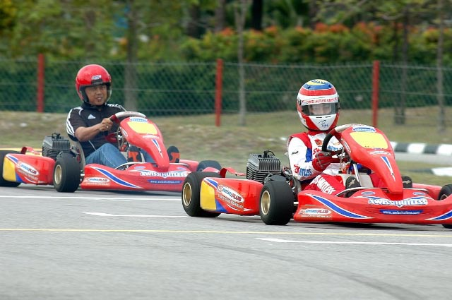 Go kart insurance can help protect your business.